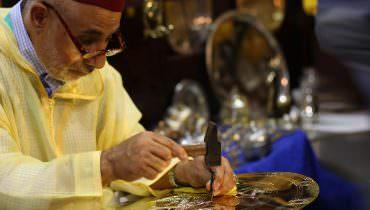 L'artisanat marocaine, une merveille d'attraction !