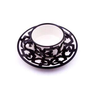 Tasse à café , poterie Marocaine