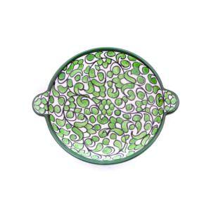 Plat en poterie Marocain, céramique