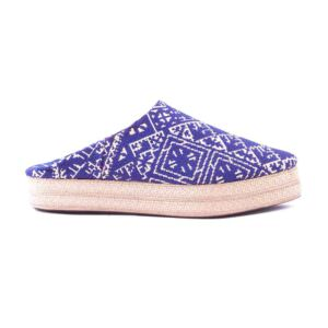 babouche-compensee-terzelghrza-blue